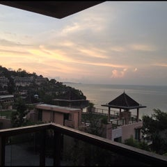 Photo taken at The Westin Siray Bay Resort & Spa by Taweewut W. on 10/31/2012