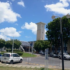 Photo taken at The University of the West Indies by Jerry G. on 9/14/2012
