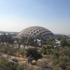 Photo taken at Palacio de los Deportes by Jose G. on 11/28/2012
