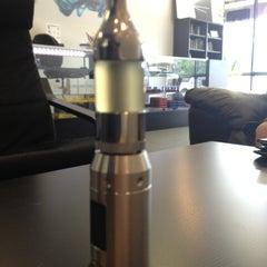 Photo taken at Smokeless Smoking Vapor Lounge by Chris on 7/14/2013