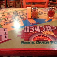 Photo taken at Brick Oven Pizza by Patrick on 12/9/2012