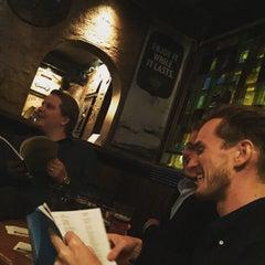 Photo taken at Karaoke Bar Restroom by Jonas F. on 6/15/2015