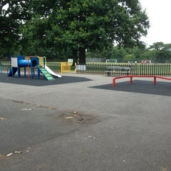 Photo taken at Palmerston Road Park by Stephanie on 8/10/2013