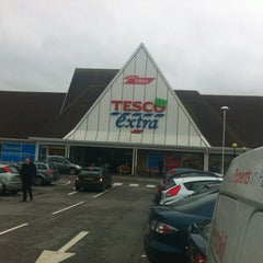 Photo taken at Tesco Extra by Trevor ivan L. on 12/29/2012