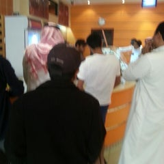 Photo taken at دانكن دونتس® | Dunkin' Donuts® by Mansour on 2/20/2015
