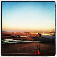 Photo taken at Harrisburg International Airport (MDT) by Trey A. on 12/14/2012