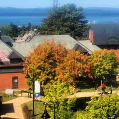 Photo taken at Champlain College by Rob W. on 9/8/2014