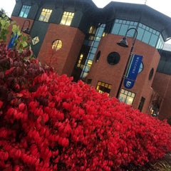 Photo taken at Champlain College by Rob W. on 10/16/2014