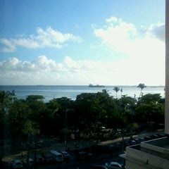 Photo taken at Hotel Beira Mar by Palloma R. on 4/27/2013