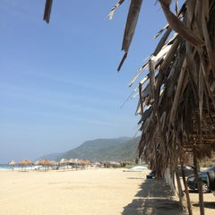 Photo taken at Playa Pelúa by Francisco on 3/7/2013
