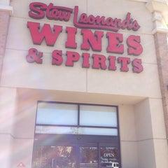 Photo taken at Stew Leonard's Wines by Mark K. on 10/21/2012