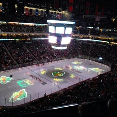 Photo taken at Xcel Energy Center by Melissa S. on 10/13/2013