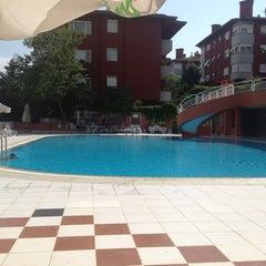 Photo taken at Havuz Başı by İnci on 7/17/2013
