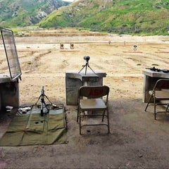 Photo taken at Angeles Shooting Ranges by Edωïи on 12/11/2014