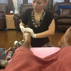 Photo taken at cocok nail salon by Nathaniel D. on 2/7/2013