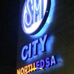 Photo taken at SM City North EDSA by Driggs jr V. on 3/16/2013