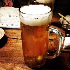 Photo taken at Ippuku by Marie M. on 2/18/2015