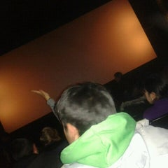 Photo taken at Cine Hoyts by Viviant R. on 9/30/2012