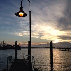 Photo taken at The Shrimp Boat Restaurant by Steven B. on 6/3/2013