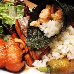 Photo taken at Googleplex - Tetsuwan Atom Cafe by Amy M. on 9/26/2012