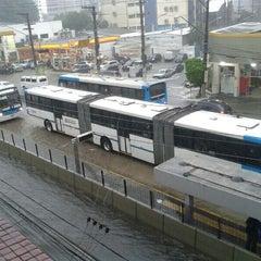 Photo taken at Avenida Santo Amaro by Natalia C. on 4/2/2013