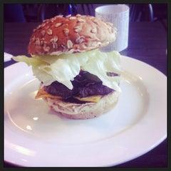 Photo taken at Kraze Burgers by Григорий Н. on 4/19/2013