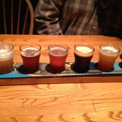 Photo taken at Sunday River Brewing Company by Glenna on 10/21/2012