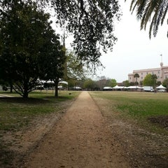 Photo taken at Marion Square by Jonathan on 4/3/2013