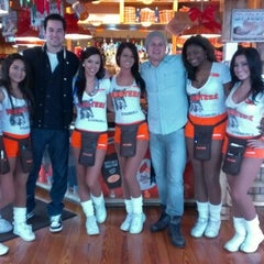 Photo taken at Hooters by Lindsay R. on 12/17/2012