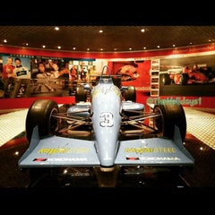 Photo taken at 大賽車博物館 / Museu do Grande Prémio / Grand Prix Museum by Frandy S. on 9/20/2015