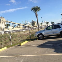 Photo taken at Cruise Terminal Lot B by Holly P. on 12/30/2012
