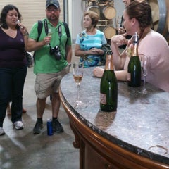 Photo taken at Mayo Family Winery by Toshi K. on 6/8/2013