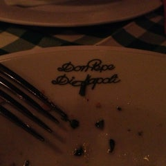 Photo taken at Don Pepitto Pizza & Pasta by Gilberto on 3/31/2013