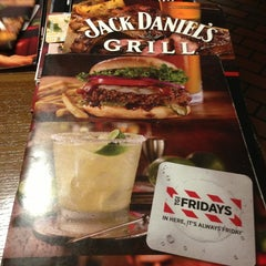 Photo taken at TGI Fridays by Henrique P. on 7/2/2013