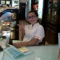 Photo taken at Holland Bakery by Donna Mega J. on 6/23/2014