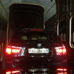 Photo taken at Vereina Bahntunnel by Mira on 5/18/2013
