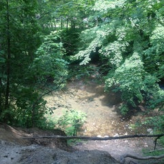 Photo taken at Petrifying Springs County Park by William B. on 7/2/2013