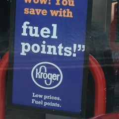 Photo taken at Kroger Gas by Liz on 8/4/2013