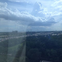Photo taken at Houston Marriott North by Manuel F. on 6/20/2014