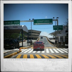 Photo taken at Ninoy Aquino International Airport (MNL) Terminal 1 by TheManansala P. on 3/31/2013