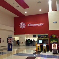 Photo taken at Cinemex by Sergio J. on 2/16/2013