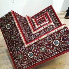 Photo taken at Bridge Gallery by Kelly on 10/3/2012