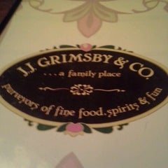 Photo taken at J. J. Grimsby's by Karston L. on 9/21/2012