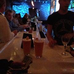 Photo taken at Bar-tini Ultra Lounge by Yosef Y. on 12/12/2012