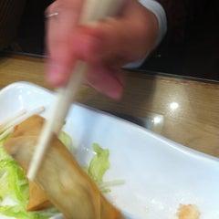 Photo taken at LongJi Hong Kong Restaurant by Fellah on 10/23/2012