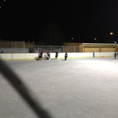 Photo taken at Minnesota Made Hockey by Rachel P. on 12/20/2012