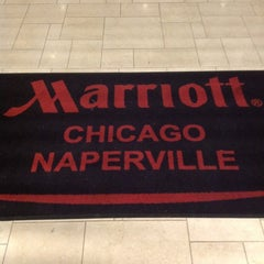 Photo taken at Chicago Marriott Naperville by Oleg on 11/16/2012