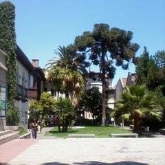 Photo taken at Universidad Alberto Hurtado by Andrea G. on 1/9/2013