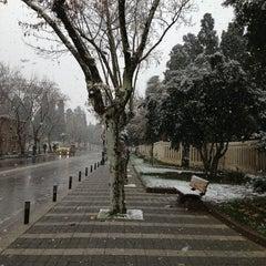 Photo taken at Çiçekçi by Burcu A. on 1/7/2013