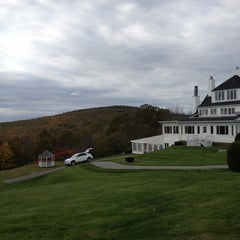 Photo taken at The Lucerne Inn by BB on 10/12/2013